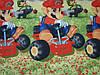 """Детское постельное белье """"Супер Марио"""" ранфорс Турция, фото 2"""