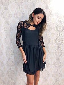 Женское стильное платье DB-6128