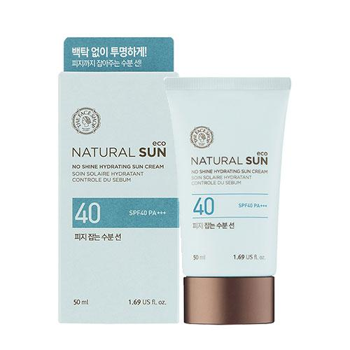 The Face Shop Солнцезащитный Крем Eco Natural Sun Cream SPF40 50ml