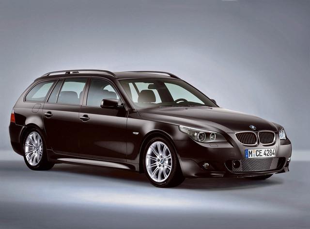 BMW 5 series (E 61) (06.2004-)