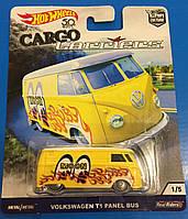 Коллекционная модель  Hot Wheels Volkswagen T1 Panel Bus