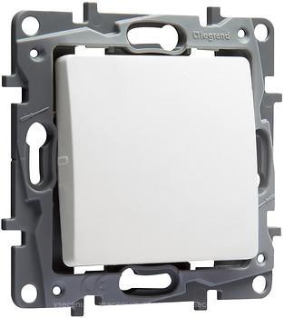 Выключатель проходной Белый ETIKA LEGRAND 672205