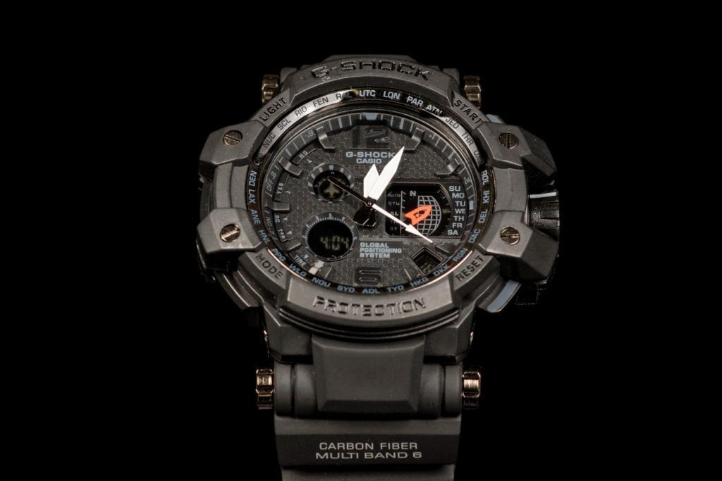 b88e9961 Мужские часы Casio G-Shock GravityMaster GPW 1000 копия: 380 грн ...