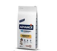Advance (Эдванс) Sensitive - корм для собак  12кг.