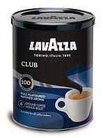 Молотый кофе Lavazza Club жестяная банка 250г.