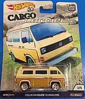 Коллекционная модель  Hot Wheels Volkswagen Sunagon