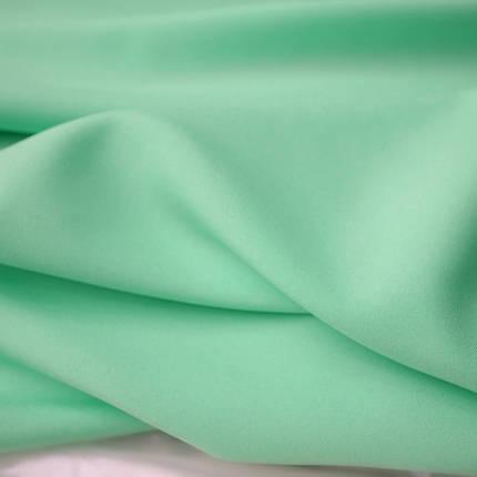 Ткань габардин мята, фото 2