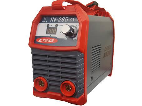 Сварочный инверторный аппарат Kende IN-285, фото 2