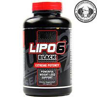 Nutrex Lipo-6 Black Liqui caps 120 caps
