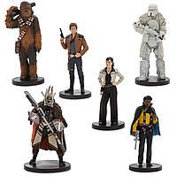 Игровой набор Хан Соло. Звездные войны: Истории Solo: A Star Wars Story Figure Play Set уценены