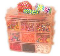 Набор для творчества Cube-3000 (в стиле Rainbow Loom), фото 1