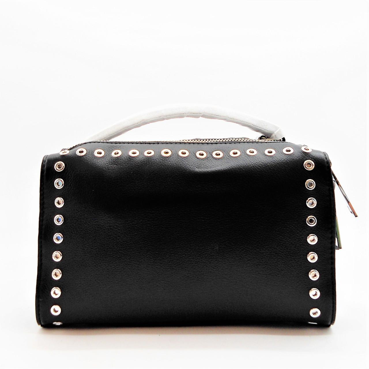 35e0b2dd3a70 Стильная женская кожаная сумочка в руку DBN-031661 Италия: купить ...