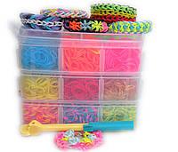 Набор для творчества Cube-5000 (в стиле Rainbow Loom), фото 1