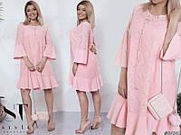 Платье двойка мод.7084
