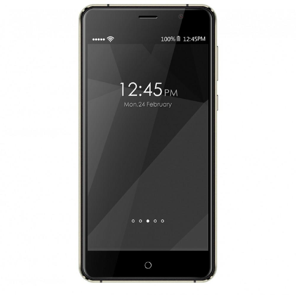 "Смартфон Assistant AS 5435 Shine 1/16Gb Black, 8/5Мп, 5"" IPS, 2000mAh, 2sim, 4 ядра, 3G, Чехол, 12 мес."