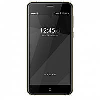 "Смартфон Assistant AS 5435 Shine 1/16Gb Black, 8/5Мп, 5"" IPS, 2000mAh, 2sim, 4 ядра, 3G, Чехол, 12 мес."
