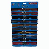 Детские ремни для брюк P8-2 тм.TopGal оптом. Интернет-магазин.Одесса.