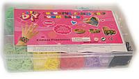 Набор для творчества King size 3000 (в стиле Rainbow Loom), фото 1