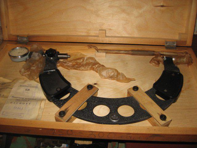 Микрометр рычажный МРИ1000 ГОСТ 6507-90