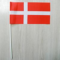 "Флажок ""Дания"" | Флажки Европы |"