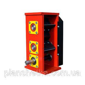 """Блок подрібнювача діаметр гілок до 100 мм під ВМО вал 8 ТМ """"Shkiv"""", фото 2"""