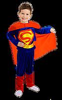 Детский карнавальный костюм Супермена Код. 2096