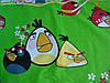 """Детское постельное белье """"Angry Birds"""" ранфорс Турция, фото 2"""