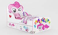 "Кровать ""Little Pony"" Пинки Пай 165х89"
