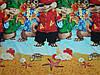 """Детское постельное белье """"Элвин и бурундуки"""" ранфорс Турция, фото 2"""