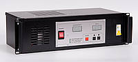 """Зарядное устройство УЗПС 24-40 (12-24В/40А) для гелевых аккумуляторов, в корпусе 19""""3U, фото 1"""