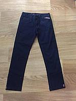 Котоновые брюки для мальчиков  F&D 6-16 лет