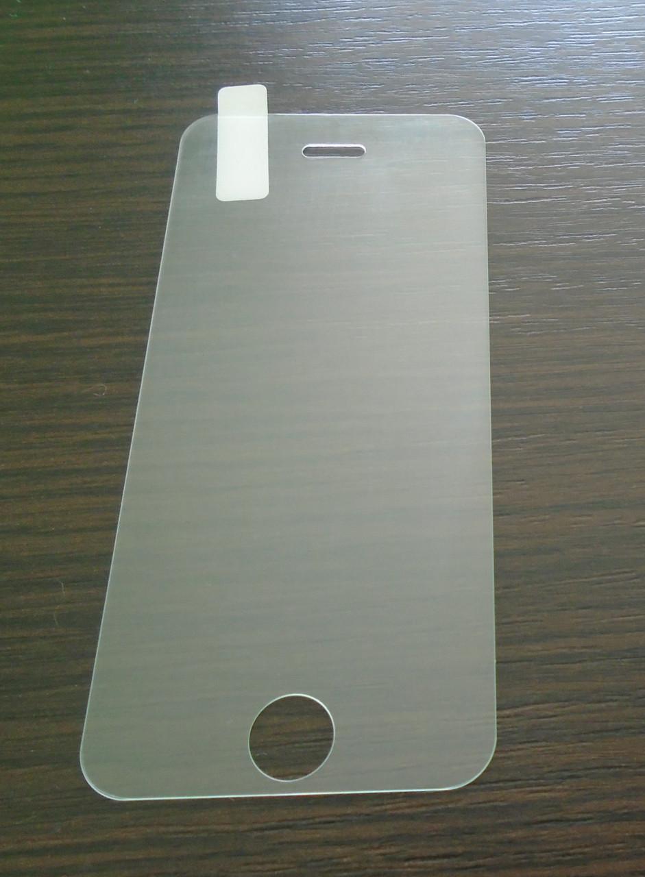 Защитное стекло IPHONE 5 5s ( 2.5D ) ТЕХ ПАК