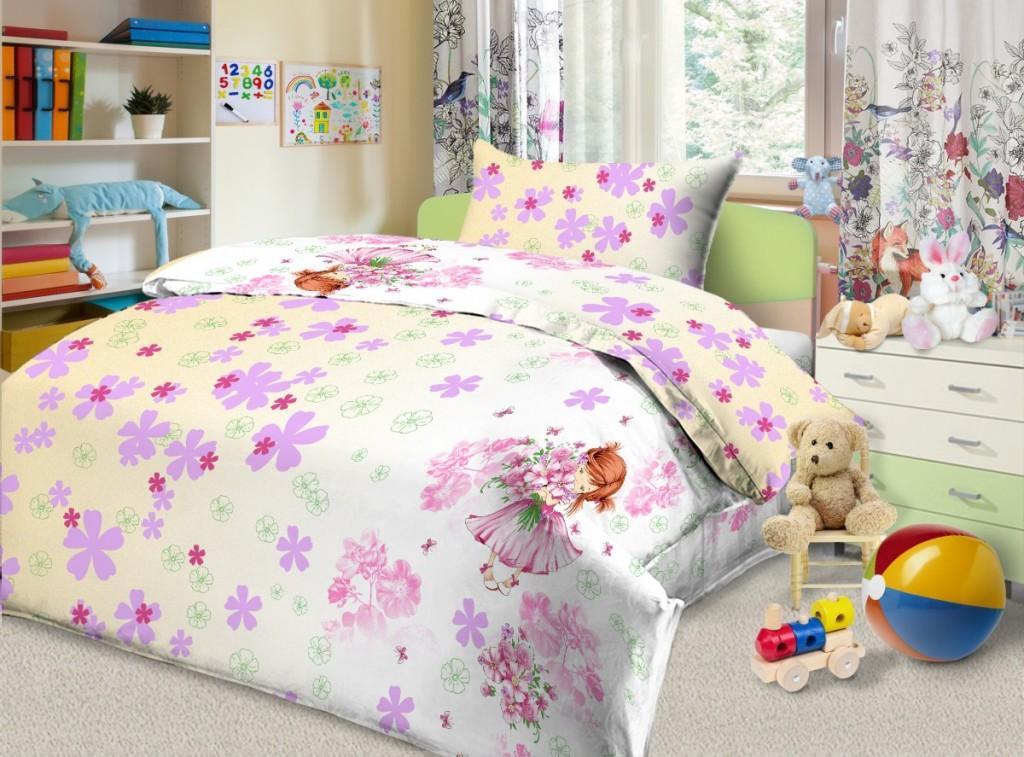 Детское постельное белье Сонечка бязь