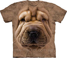 Футболка The Mountain - Big Face Shar Pei Puppy - 2014