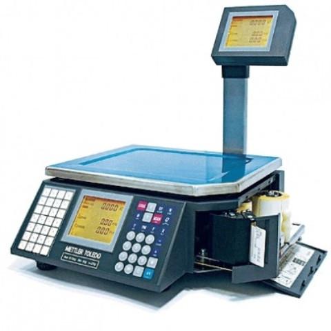 Весы с печатью этикеток Tiger 6600 6D Pro Mettler Toledo