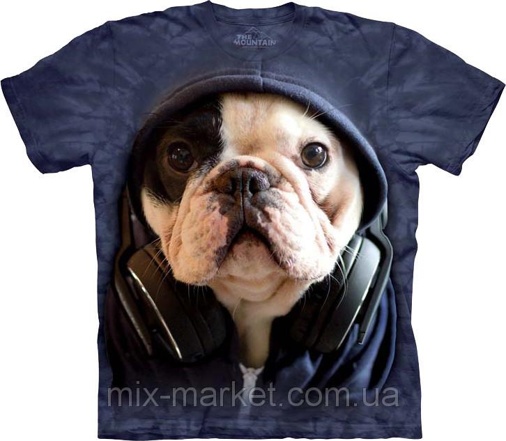 Футболка The Mountain - DJ Manny the Frenchie - 2014