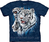 Футболка The Mountain - Find 9 White Tigers - 2014