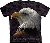 Футболка The Mountain - Bald Eagle Portrait - 2014