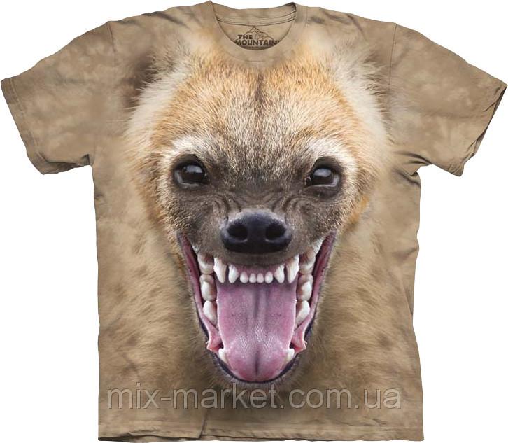 Футболка The Mountain - Big Face Hyena - 2014