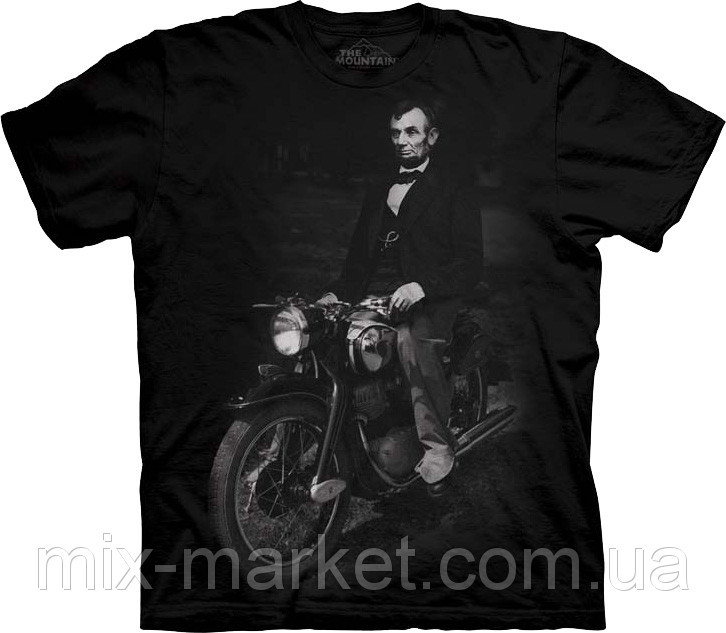 Футболка The Mountain - Biker Lincoln - 2014