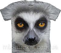 Футболка The Mountain - Big Face Ring Tailed Lemur - 2014