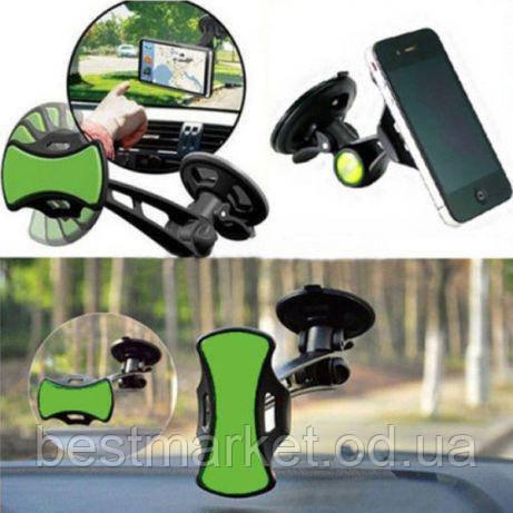 GripGo Авто тримач для мобільного телефону GPS
