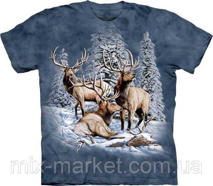 Футболка The Mountain - Find 8 Elk - 2014