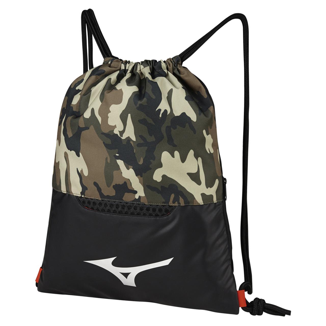 Спортивная сумка-мешок Mizuno Style Draw Bag 33GD8008-91
