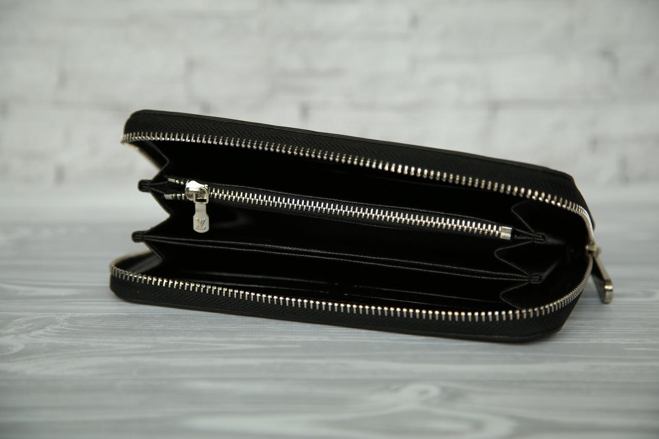 138b5118464b ... Мужской портмоне кошелек сюпрем Supreme луи витон Louis Vuitton черный,  ...