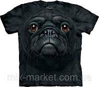 Футболка The Mountain - Black Pug Face - 2013