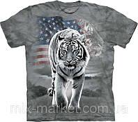 Футболка The Mountain - Patriotic Tiger - 2013