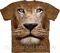 Футболка The Mountain - Lion Face - 2013