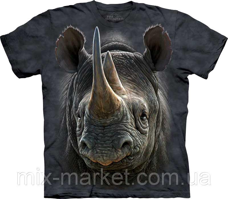 Футболка The Mountain - Black Rhino - 2013
