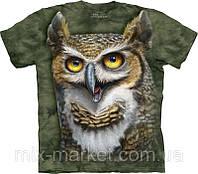 Футболка The Mountain - Wise Owl - 2013